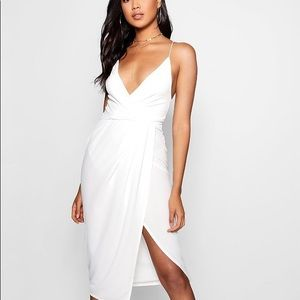 Boohoo | strappy party dress